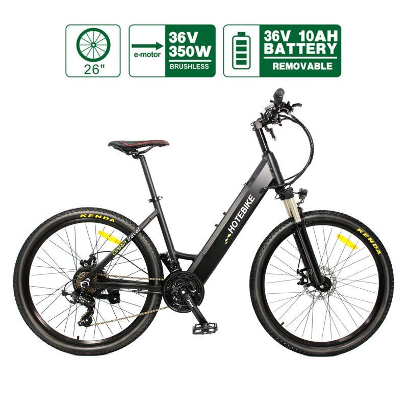 26 inch electric bikes city bikes mountain bike for sale (A5AH26)