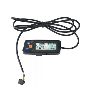 Electric Bike LCD 880 Display Ebike LCD Display Panel  24V 36V 48V
