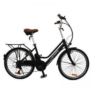 hidden batttery powerful electric bicycle 24 inch