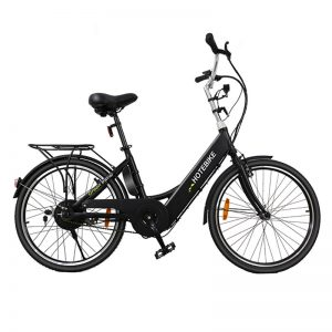 black color power cycle electric bike for sale (A5-black)
