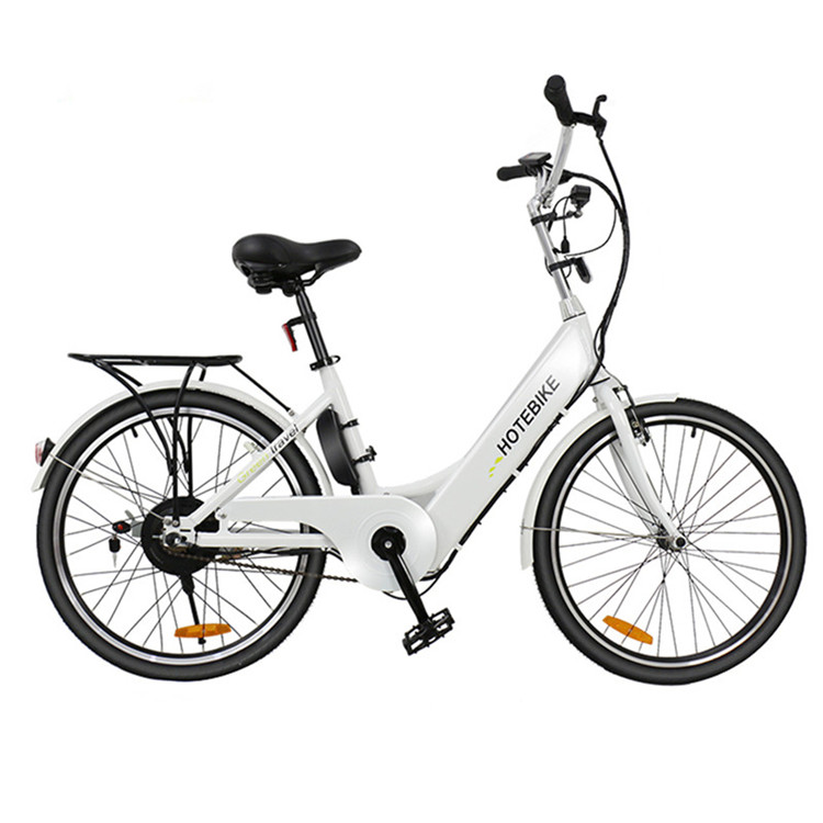 white color 24 inch cool electric bikes for sale. Black Bedroom Furniture Sets. Home Design Ideas
