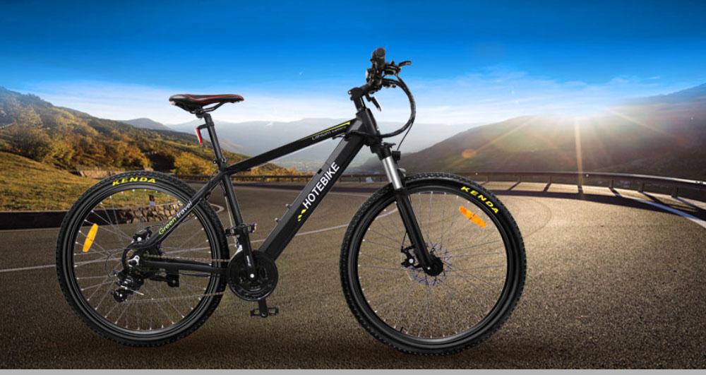 electric bike canada