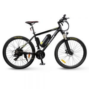 The best Hybrid electric mountain bikes  A6AB26