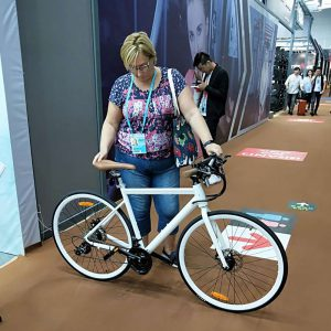 Come on. Hotebike are waiting for you in the 124th Canton Fair
