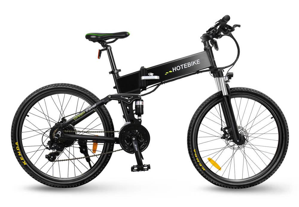 convert bike to electric