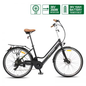 28 inch electric bicycle best commuter ebike (A3AL28)