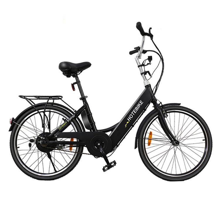 electric foldable bike