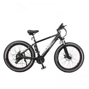350W mens fat tyre mtb mountain electric bike