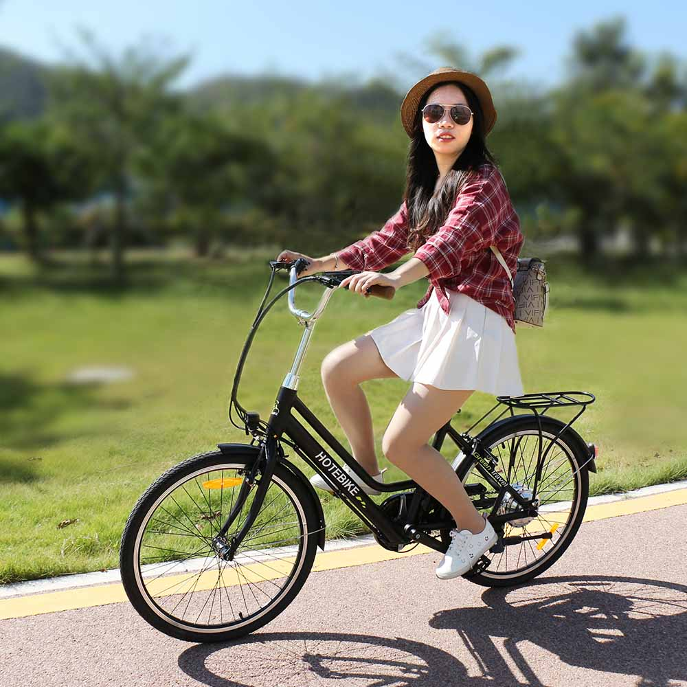 electric bicycle for women