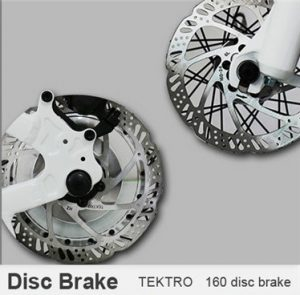 Shuangye Ebike Use TEKRTO Disc Brake