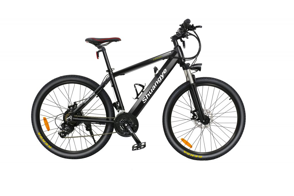 mouuntain electric bike