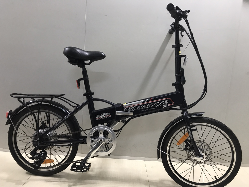 A1-7 folding electric bike