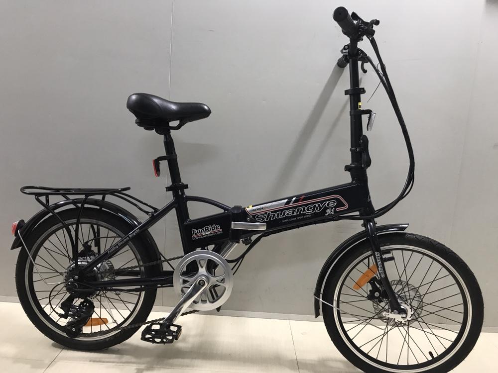 A1-7 folding electric bike