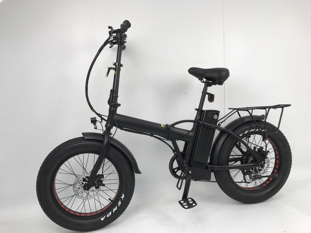 A7AM20 fat tire ebike