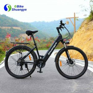 Riding an Electric Bike Improves Cardiorespiratory Performance in Adults