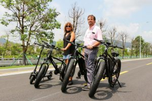Read the history of electric bicycles