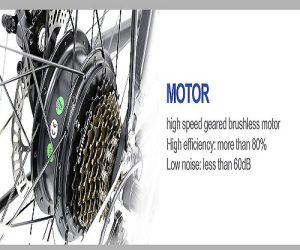 The Differences Motor Types On Electric Bikes