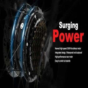 Advantages of Hub Electric Motor for Bike