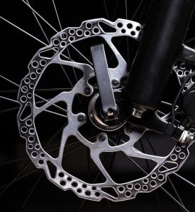 How to maintain the disc brake system of electric bikes