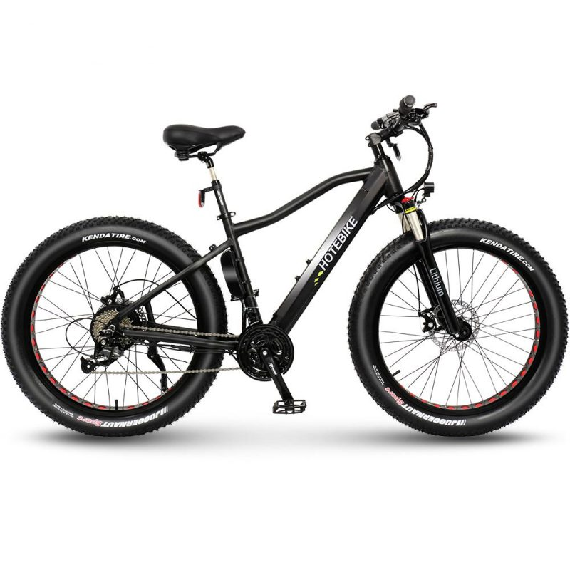 350W mens fat tire mtb electric mountain bike (A6AH26F)
