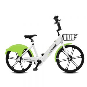 City electric motor bicycle A5AH24M