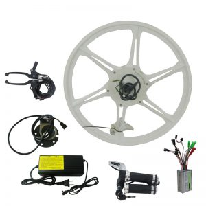 20 inch magnesium integrated electric bicycle kit