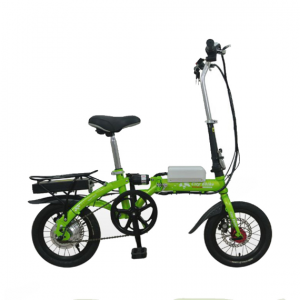 mini folding electric bike A2F14
