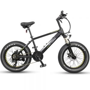 Fat tire electric bicycle A6AH20F