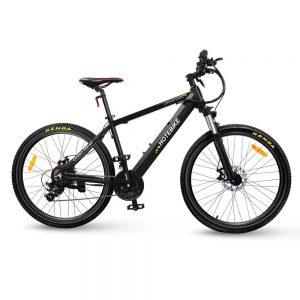"""26"""" electric mountain bike A6AH26 instrcution manual"""