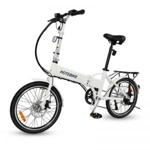 What kind of e-bike is best for commuting