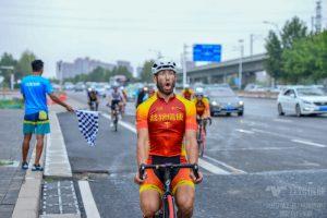 "2019 ""silk road messenger"" international cycling bike race meets again"