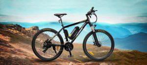 Electric mountain bike instrcution manual