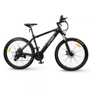 US 27.5 inch Best Electric Mountain Bikes 36V 350W Hidden Battery (A6AH26-36V350W)(27.5″)