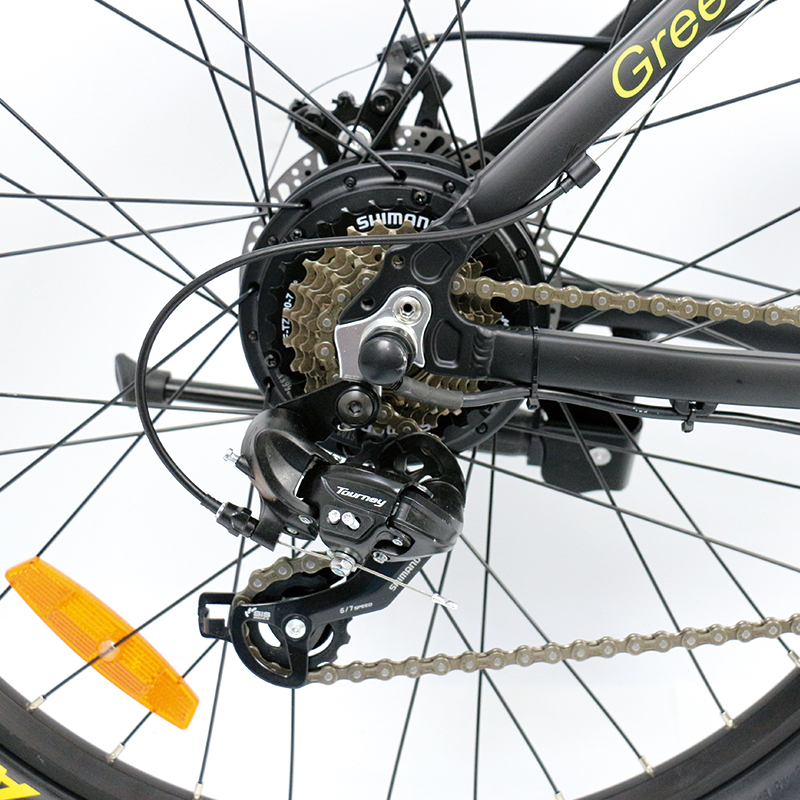 how do i convert my mountain bike to an electric bike