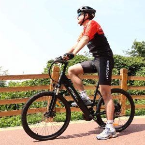 European Popular Electric City Bike with 250W motor in HOTEBIKE A5AH26