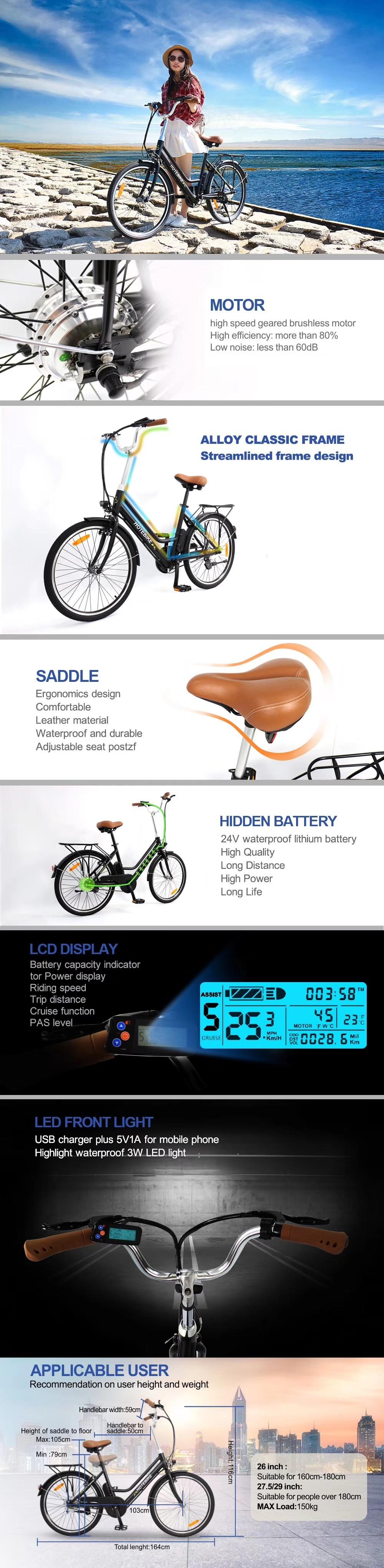 small electric bike