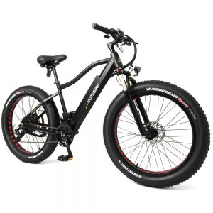 US 48V 750W fat tire electric bike mountain bike A6AH26F Available in the US