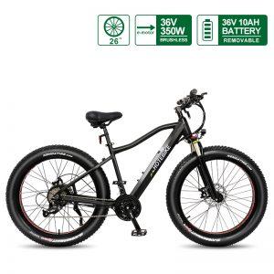 fat tire electric bike canada 26″ A6AH26F 36V350W