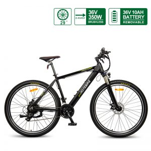 36V 350W 29 inch Assist Best Adult Electric Bicycles Hidden Battery (A6AH26-36V350W)