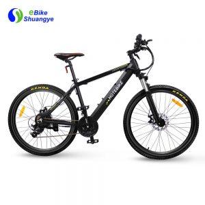 Bafang mid motor electric mountain bike