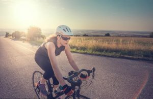 The benefits of sticking to cycling