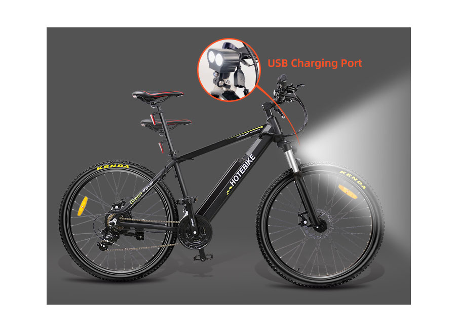 electric bike conversion