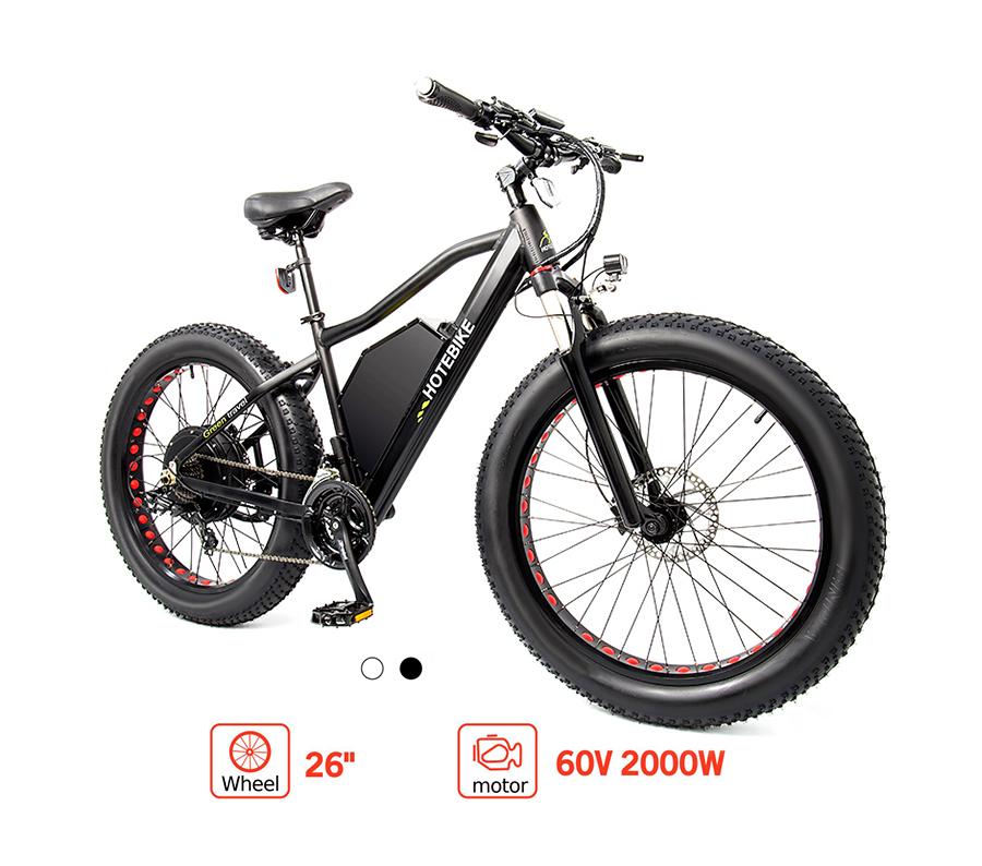 electric motor bike