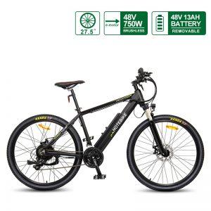 best hotebike 27.5 inch electric mountain bike