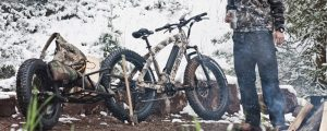 Hotebike mountain electric bike that can be used in winter