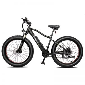 Super detailed fat tire electric bike video introduction