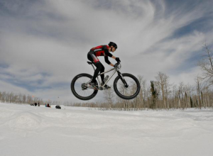 What are the advantages of fat tire bikes?