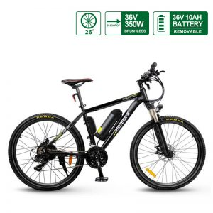 What is the best electric mountain bike?