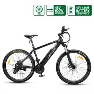 HOTEBIKE hot sale electric bicycles video