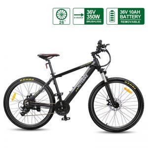Hotebike electric bike and ancheer electric bike review